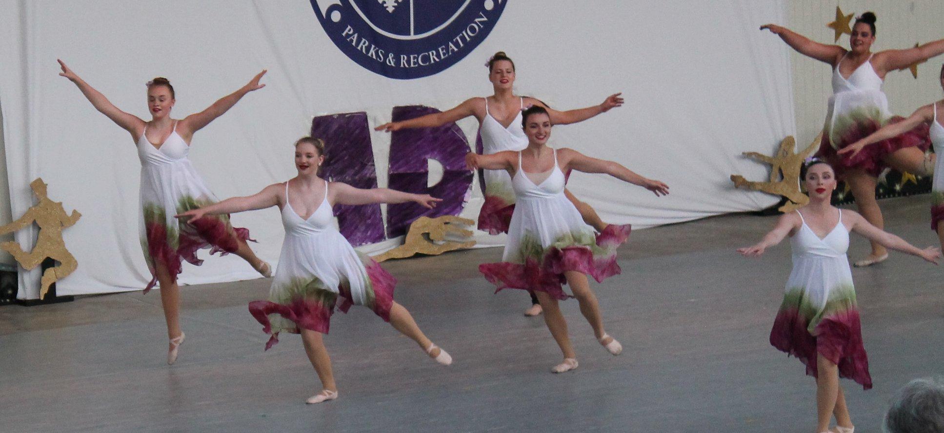 Silver-ballet