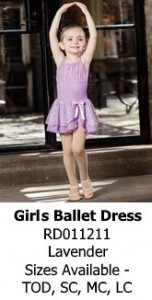 Girls Ballet Dress
